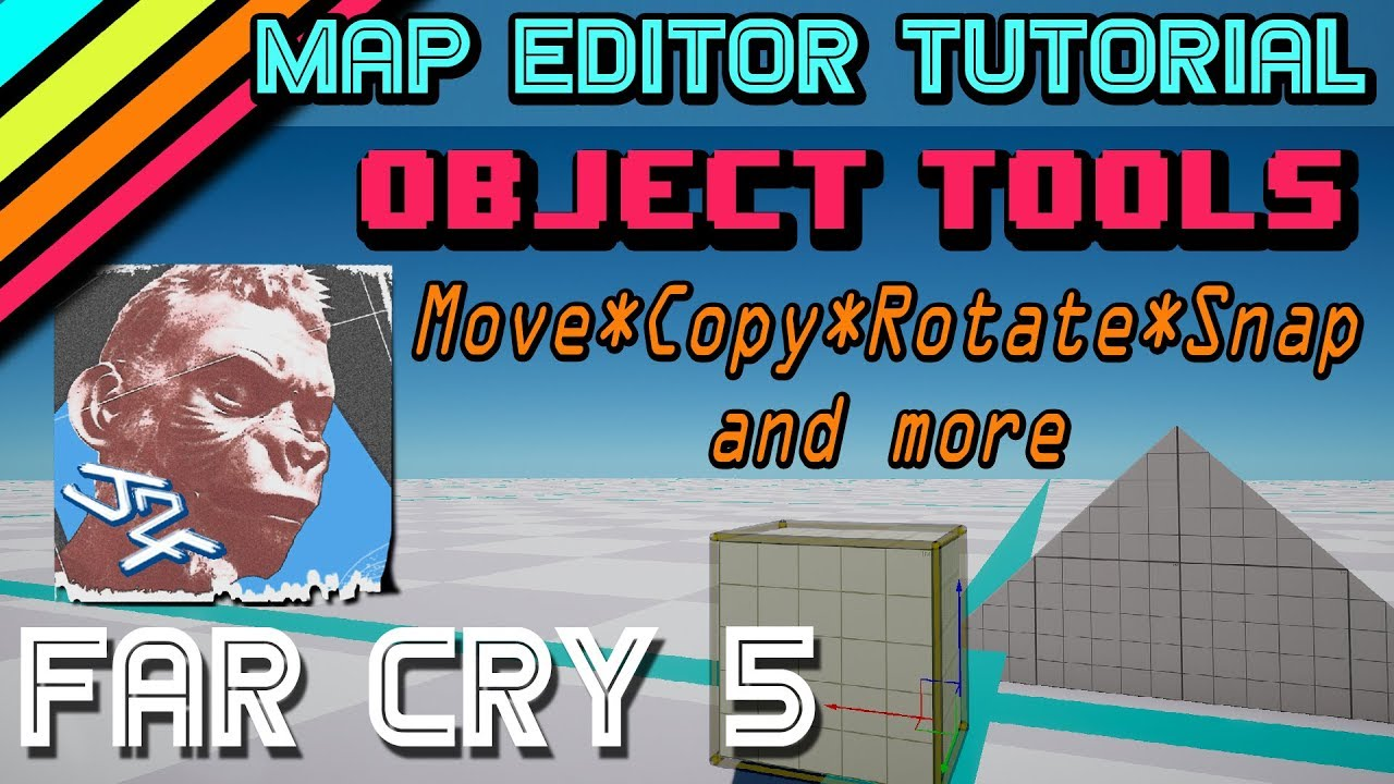 Far Cry 5 Map Editor Tutorial Pc Object Tools Youtube