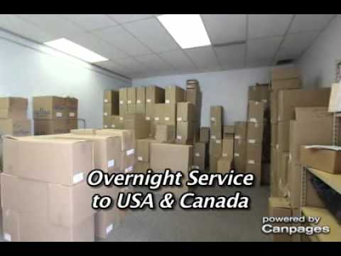 Sea To Sky Courier & Freight - (604)892-8484