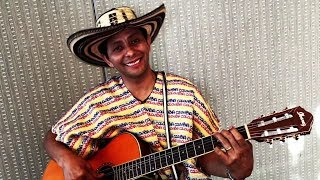 Enrique from Colombia shares love of music with Daly City community l Latino Heritage Month