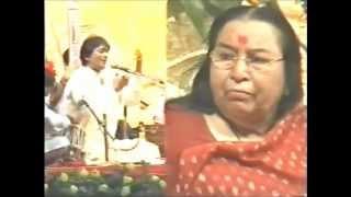 Ajit Kadkade Jai Shri Mataji Nirmala Ma (Sahaja Yoga Music Bhajan) Shivaratri 2003 Pune Maharashtra