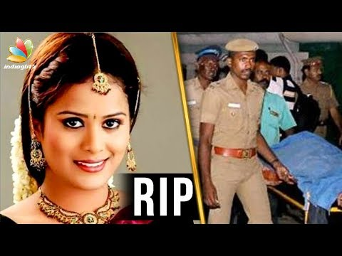 Vamsam Serial Actress Commits Suicide