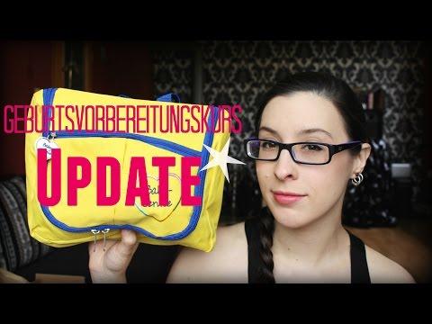 Geburtsvorbereitungskurs Update 👶 PDA ✿ Geburt [Schwangerschaft/Vlog]