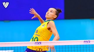 Fast, Faster, GABI! | Volleyball World Cup 2019 | Highlights Volleyball World