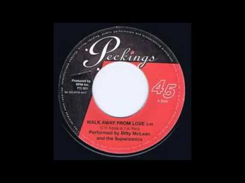 Bitty Mclean - Walk Away From Love