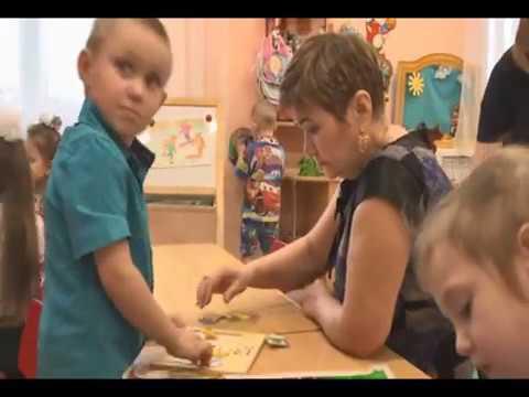 Открытие детского сада №10 после реконструкции