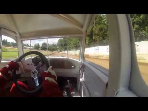 6/15/13 river city speedway time trial dwarf race