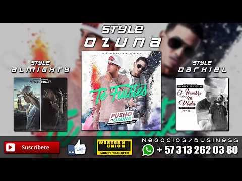 🎤🔥🐻 Pista Estilo Ozuna Beat Nicky Jam  Maluma Instrumental Reggaeton Romantico 2017 Urban Records