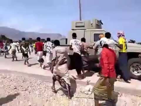 سقطرى ..  انتفاضة شعبية في وجه قوات حزب الاصلاح