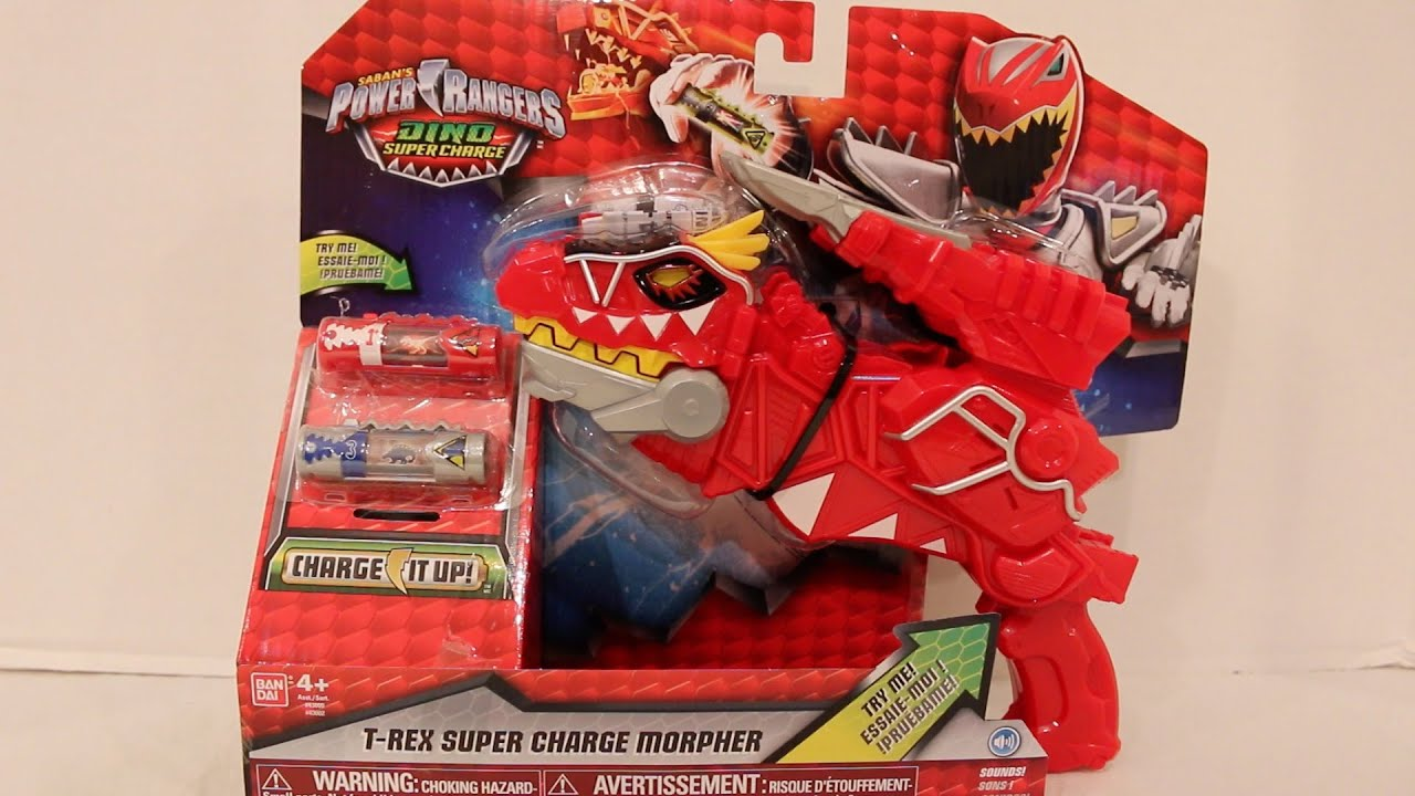 deluxe t rex super charge morpher review power rangers dino super charge youtube. Black Bedroom Furniture Sets. Home Design Ideas