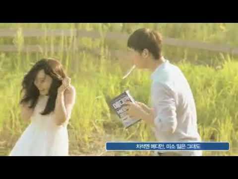 BTS CF Toothpaste 송중기(Song Joong-Ki) & 김슬기(Kim Seul-Gi)