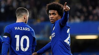 Chelsea 2 - 1 Crystal Palace Post match Analysis, Willian Goal,Morata Is A Wounded Animal,Giroud