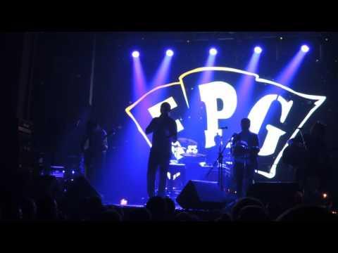 FPG Проснулся 04.06.2016 Москва Punk Jazz