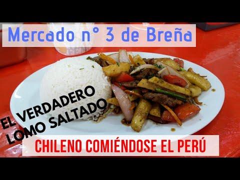 Chileno comiéndose el Perú Capitulo 9 'El verdadero Lomo Saltado' #lomosaltado