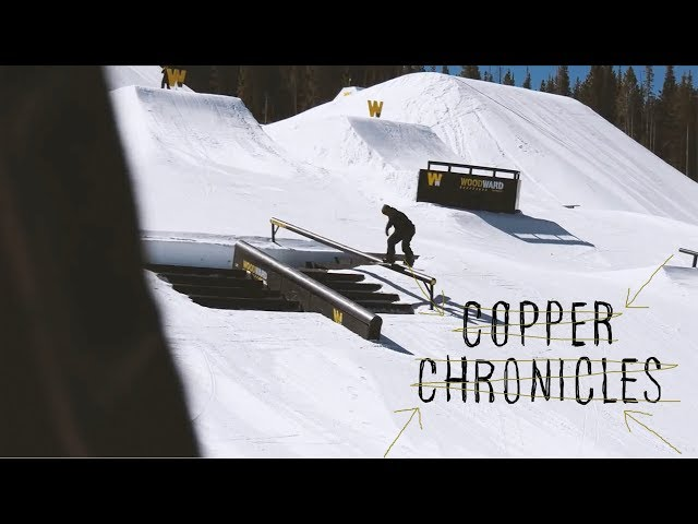 Copper Chronicles: S3E2 at Woodward Copper