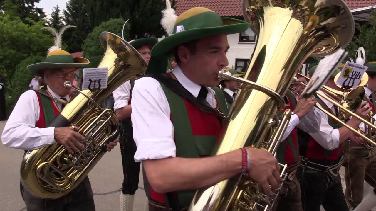 bezirksmusikfest scheidegg