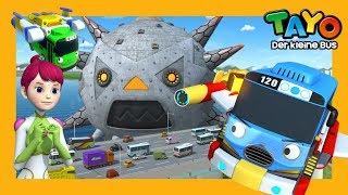 Tayo Film Weltraumabenteuer (Teil 2) l Tayo Zeichentrick für Kinder l Tayo Der Kleine Bus