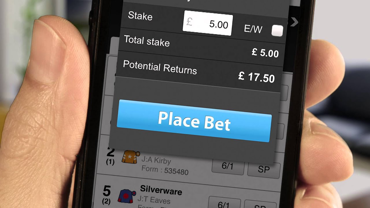 Bet App For Iphone