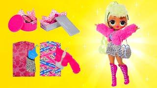 Кукла Леди Дива - Обзор игрушки Видео для детей | Tiki Taki Kids