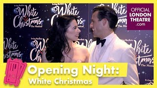 White Christmas - Opening Night