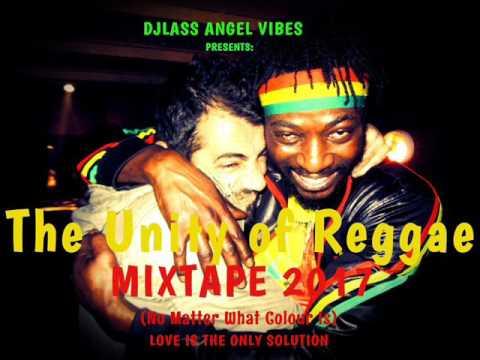 The Unity Of Reggae Mixtape Feat. Chronixx, Busy Signal, Jah Cure, Morgan Heritage, Sizzla,