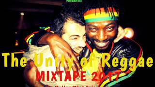 The Unity Of Reggae Mixtape Feat. Chronixx, Busy Signal, Jah Cure, Morgan Heritage, Sizzla,