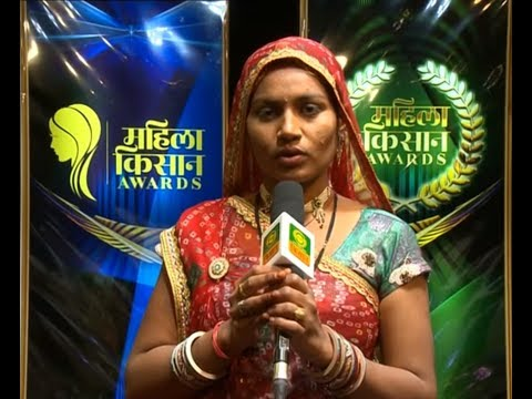 Women Farmers express their Happiness to attend DD Mahila Kisan Awards