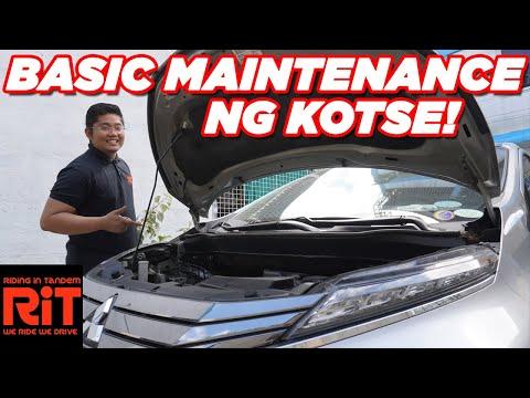 Car Maintenance for
