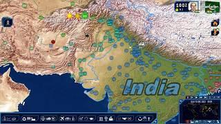 Geopolitical Simulator 4:  2018 - All Roads Lead to Delhi Ep. 61 - Hostilities Resume