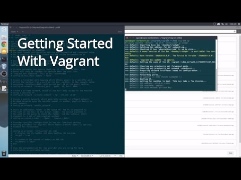Getting Started With Vagrant On Ubuntu 16.04