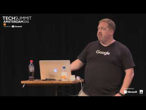 Containing Chaos with Kubernetes, Terrence Ryan, LeaseWeb Tech Summit Amsterdam 2016