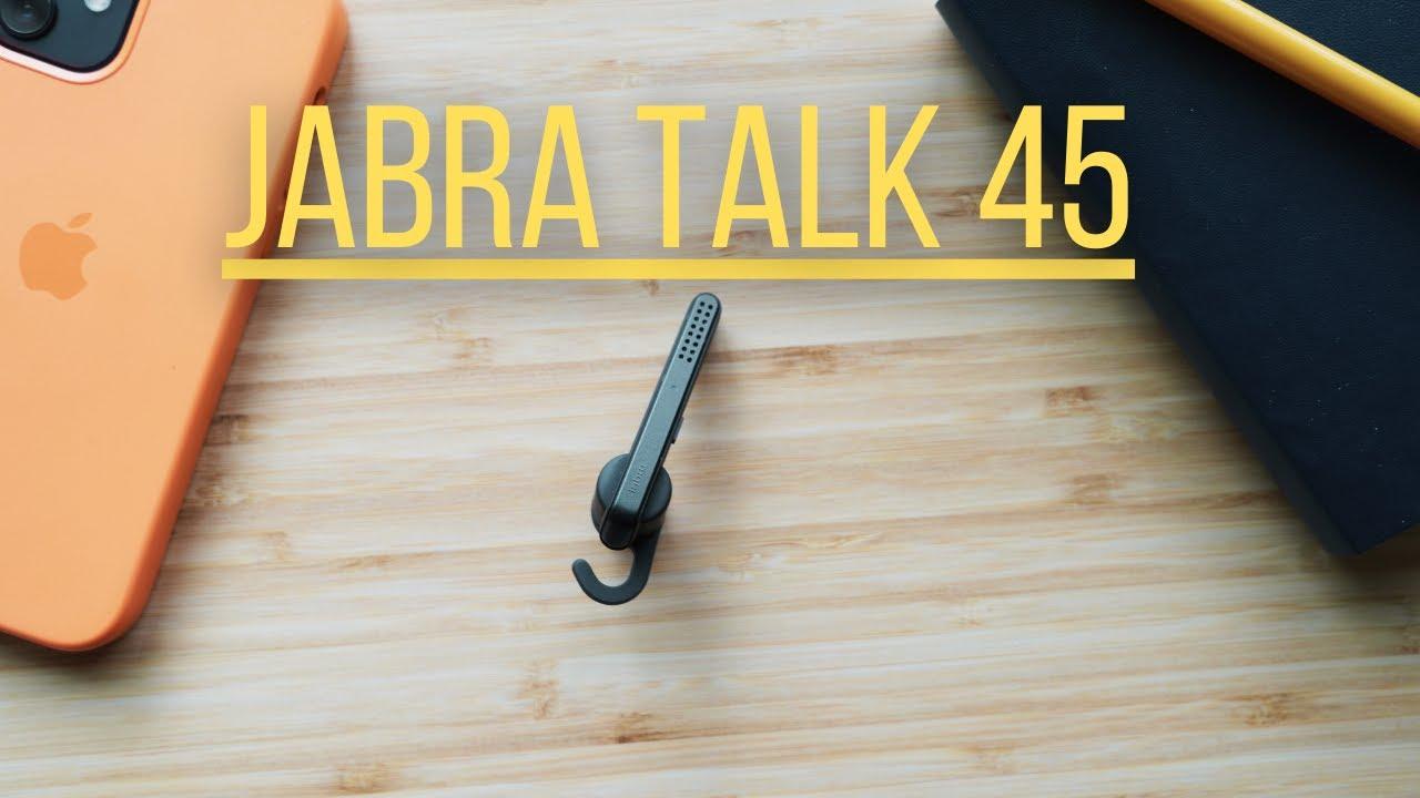 Download Jabra Talk 45 Review: 2021 Long Term Update!
