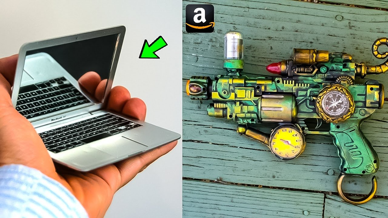 Download 10 REALLY COOL THINGS TO BUY ON AMAZON AND ALIEXPRESS | Gadgets under Rs100, Rs200, Rs500 and Rs10k