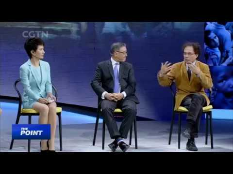 Michele Geraci on CCTV Interview- 'On Poverty' Ordinary people with extraordinary stories