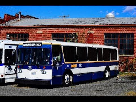 Alexandria Transit Company (DASH) 1991 Orion I 01.508 #28