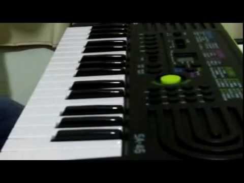 CASIO SA-46/ SA-47 Best Review (análise do mini teclado para crianças - mini keyboard for Kids)