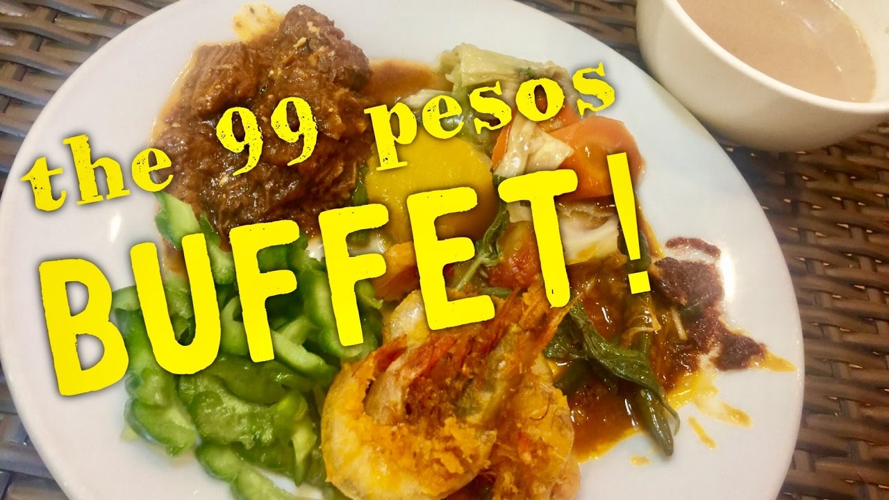 the cheapest buffet in the philippines 99 pesos at partyland sm city rh youtube com