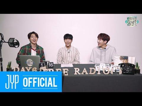 [DAY6's Free Radio Season 2] DJ SUNGJIN with Young K, DOWOON