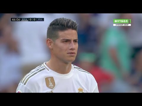 James Rodriguez Vs Real Valladolid HD Home (24/08/2019)