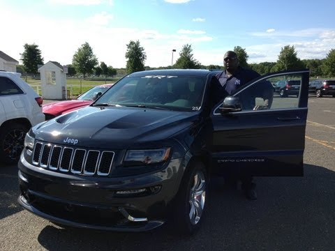 2014 JEEP SRT WK2 DEMONSTRATION (STREET RACING TECHNOLOGY EXPERIENCE  part 4/4)