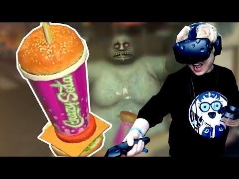 콜팝 햄팝 다 쳐머거~! 돼지좀비뇨석! (VR Dead Hungry)