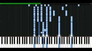 Kate Nash - Do wah doo [Piano Tutorial] Synthesia | passkeypiano