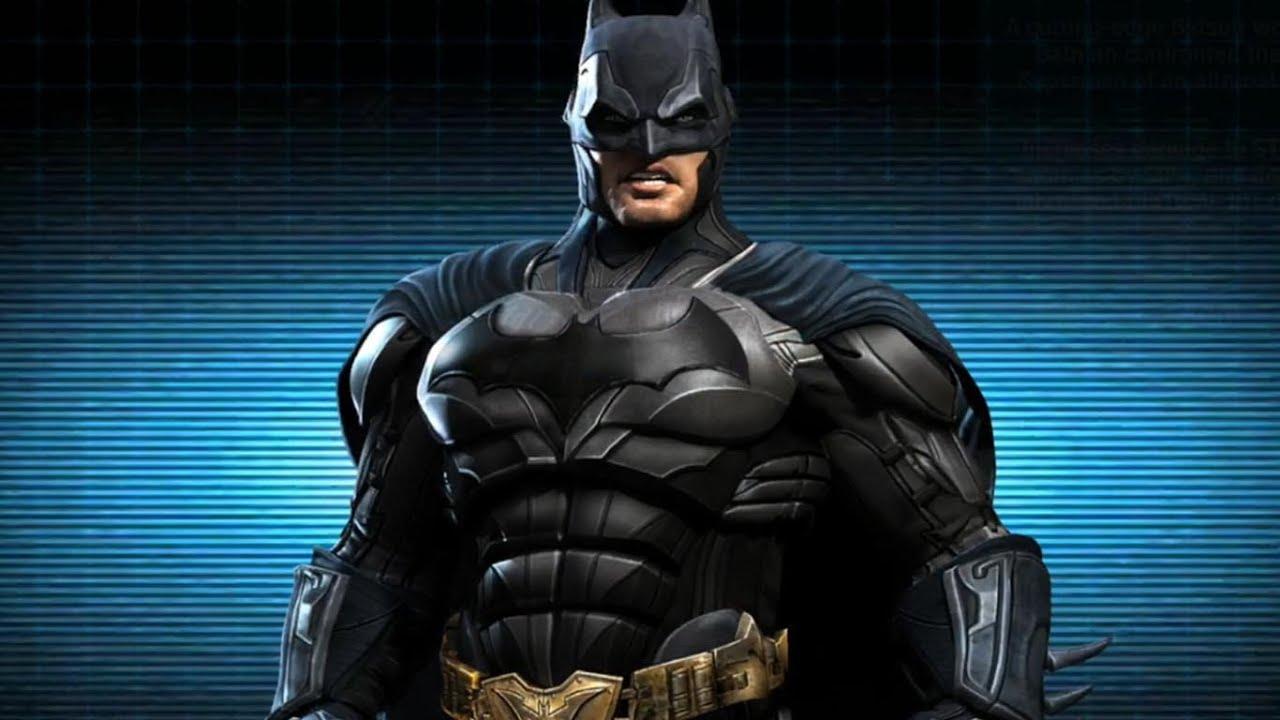 Batman: Arkham Origins - Injustice Suit - YouTube