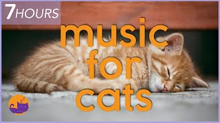 Magic Cat Music - 7 Hours of ULTIMATE Relaxation!