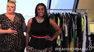 Tips for Plus Size Body Types with Reah Norman