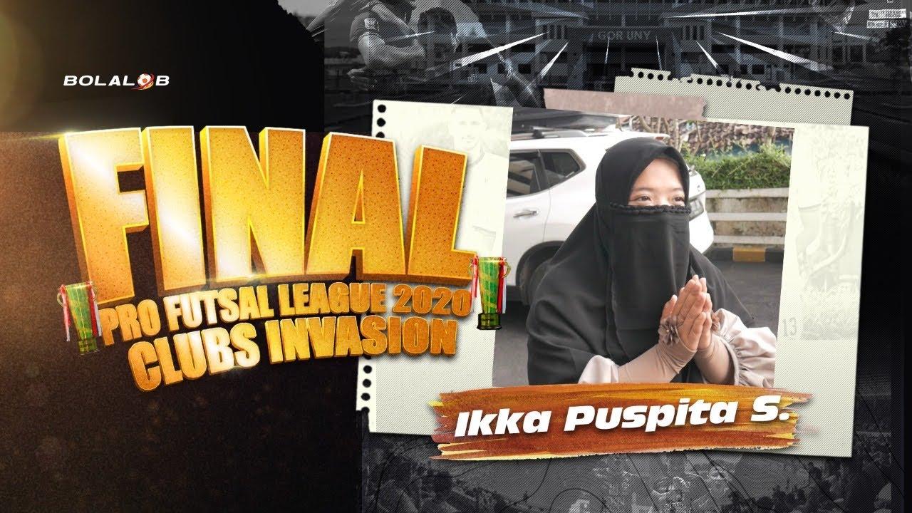 Ikka Puspita Sari, Manajer Black Steel yang Cinta Futsal Sejak Kuliah! - Bolalob Invasion