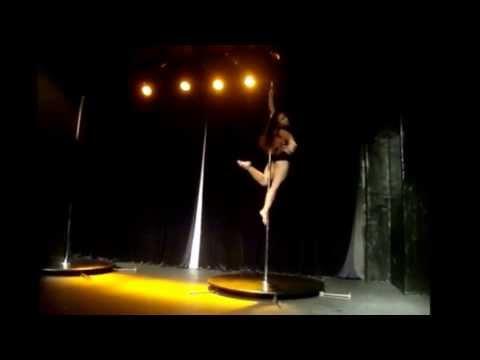 Pole Doll Paula - Pole Dance Freestyle Performance