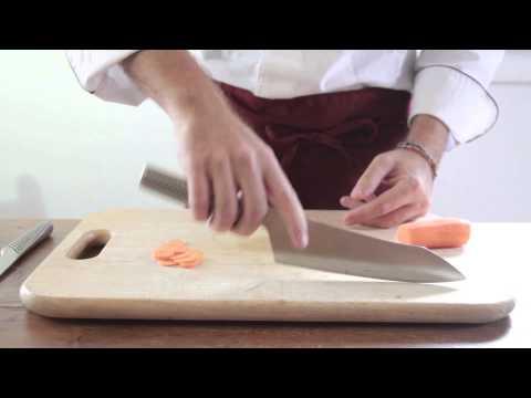 Come tagliare le verdure - le tecniche di base
