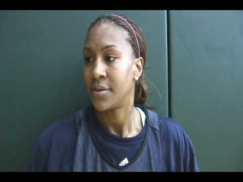 Fever players discuss their WNBA All-Stars game experience