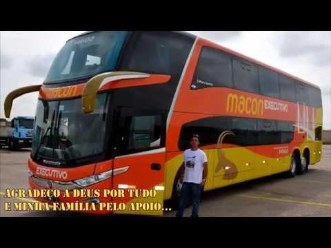 Double Decker da Macon  (+ bônus momentos do treinamento) com Waguinho