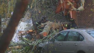 Furacão Florence causa 3 mortes na Carolina do Norte, nos EUA
